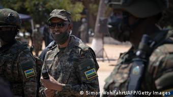 Mosambik | Besuch Filipe Nyusi und Paul Kagame in der Provinz Cabo Delgado