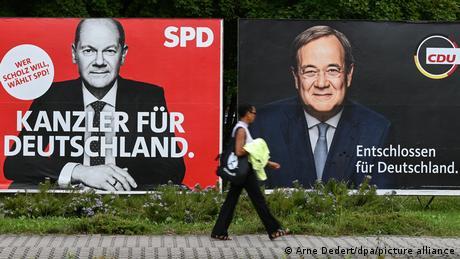 Στα όρια του στατιστικού λάθους η διαφορά SPD-CDU