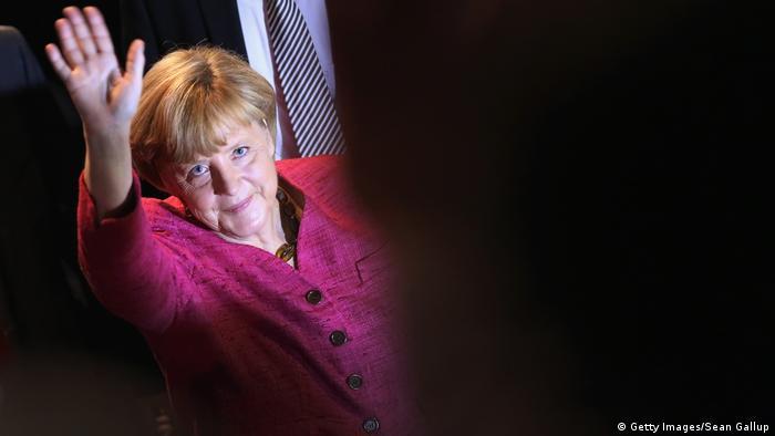 Symbolbild Abschied der Bundeskanzlerin Angela Merkel NEU