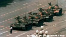 China Tiananmen Massaker 1989
