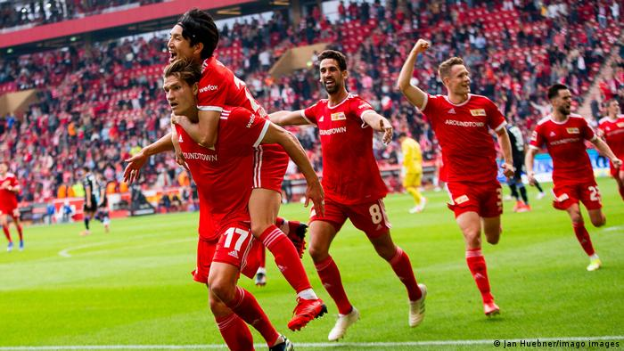 Bundesliga | Union Berlin - Arminia Bielefeld | Jubeln 1:0