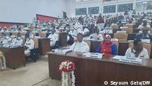 Oromia re-elects Shimeles Abdisa as regionais president. Adama, Ethiopia, 25.09.2021.