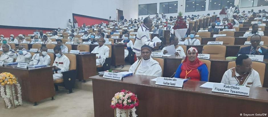 Äthiopien | Oromia wählt Shimeles Abdisa als Regionalpräsidenten wieder