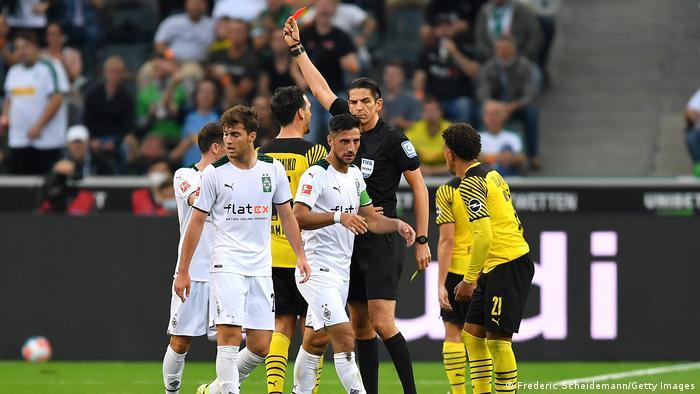 Fußball Bundesliga 2021 I Borussia Mönchengladbach - Borussia Dortmund