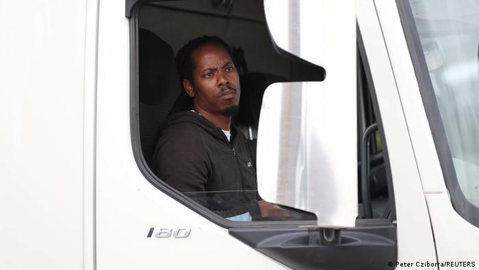 UK Visa-Bestimmungen für ausländische Lkw-Fahrer sollen gelockert werden