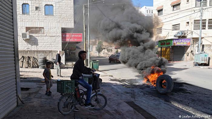 Israel I Militäraktion gegen die Hamas mindestens drei Palästinenser getötet