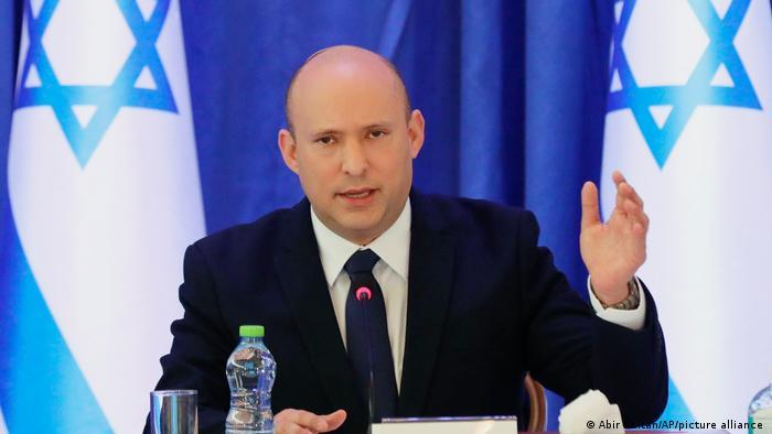 نفتالی بنت، نخستوزیر اسرائيل