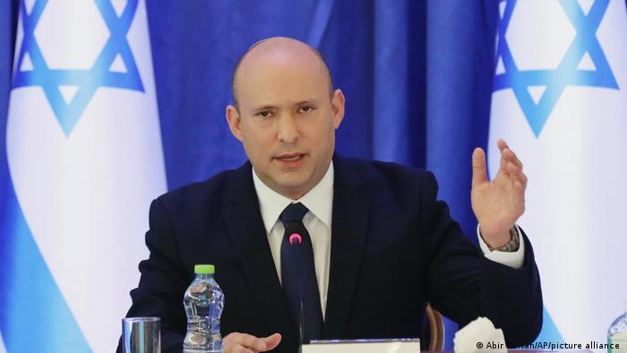 Israels Ministerpräsident Naftali Bennett