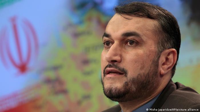 Iran I Aussenminister Hossein Amirabollahian