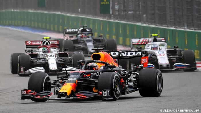 Rennsport Formel 1 Sotschi | Max Verstappen