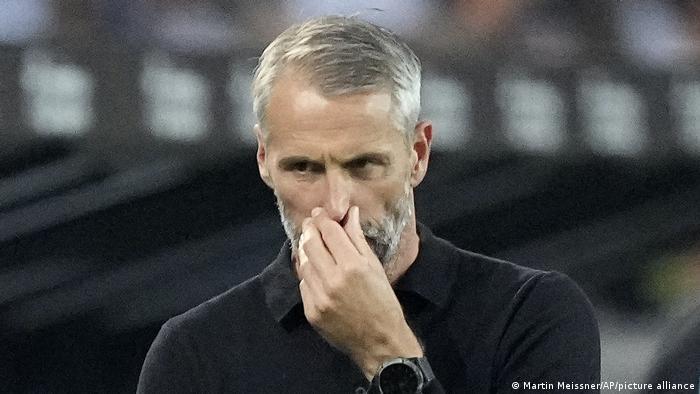 Fußball Bundesliga I Marco Rose