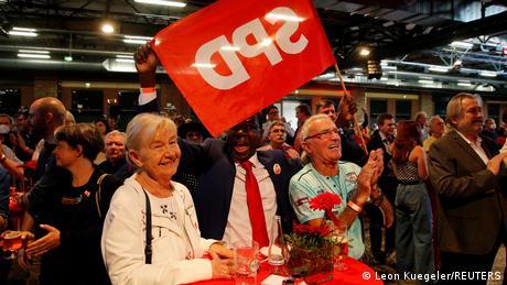 Στην... αναμονή το SPD μετά τις εκλογές