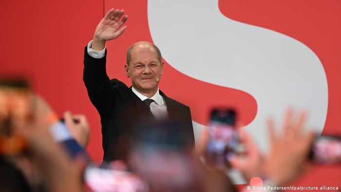 Олаф Шольц - новий канцлер Німеччини?