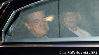 Bundestagswahl 2021 | Armin Laschet verlässt die CDU Wahlparty