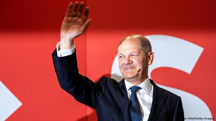 Deutschland Wahlen I SPD I