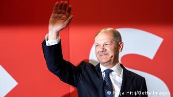 Olaf Scholz I SPD I
