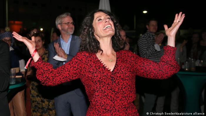Zeleni su u Berlinu druga najjača stranka - Bettina Jarasch