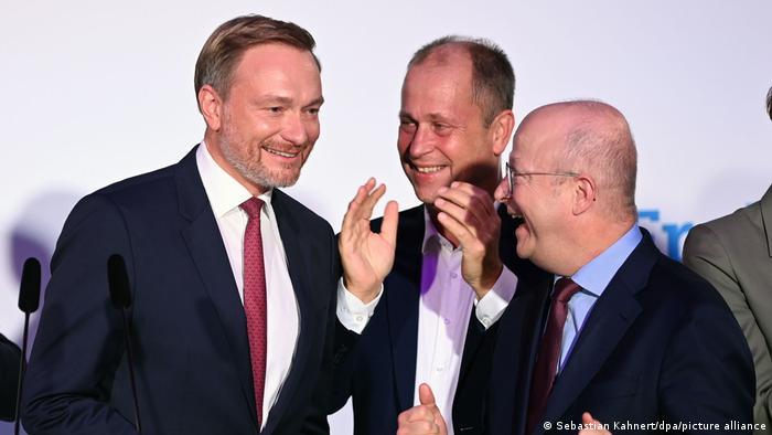 Bundestagswahl | Wahlparty FDP
