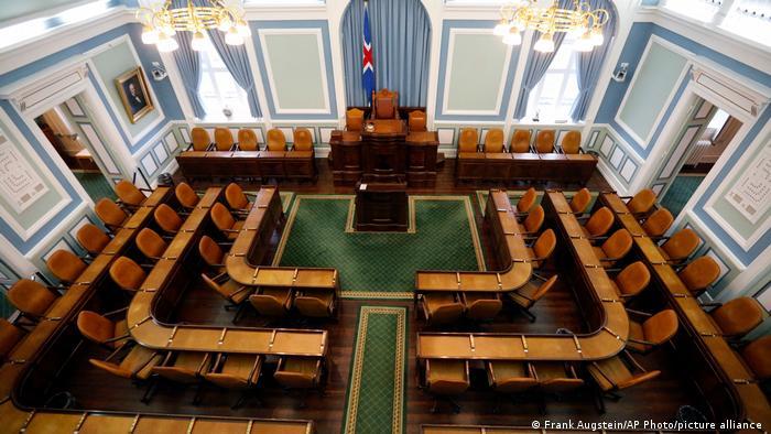 Island Wahlen | Parlament
