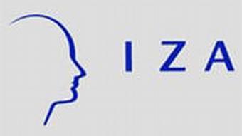 Logo des Instituts zur Zukunft der Arbeit (IZA)