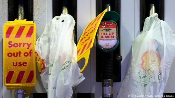 По бензиностанциите има недостиг на гориво