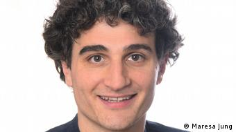Sol Parti Federal Meclis Milletvekili Nils Ateş Gürpınar