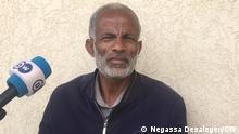 Nasisa Wubete and Yehuala Abebe are elders from Shinasha, or Bworo people in Ethiopia. Titel: How do Ethiopian Christians celebrate Meskel today that the country is under war, displacement, starvation, and high cost of living? Benishangul-Gumuz region , the Shinasha, also known as Bworo or Boro people do not celebrate Meskele today. Author: Negassa Desalegen corri DW Asossa -Ethiopia Schlagworte: Ethiopia, Äthiopian Addis Ababa , Addis Abeba , Asossa