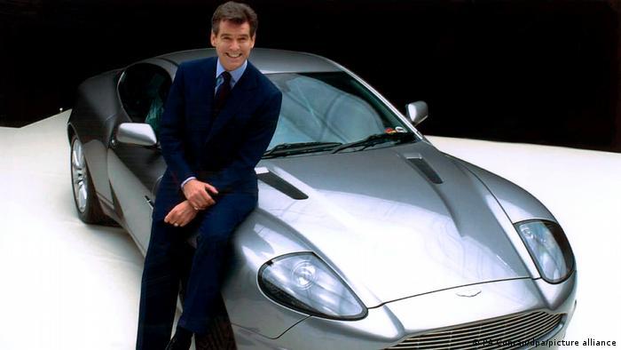 Умри, но не сейчас (2002): Aston Martin Vanquish
