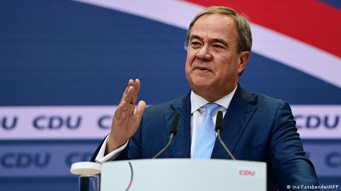 Nach der Bundestagswahl I Armin Laschet I CDU