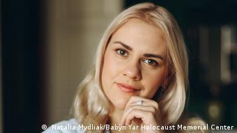 Анна Фурман - заступниця генерального директора Меморіального центру Голокосту Бабин Яр