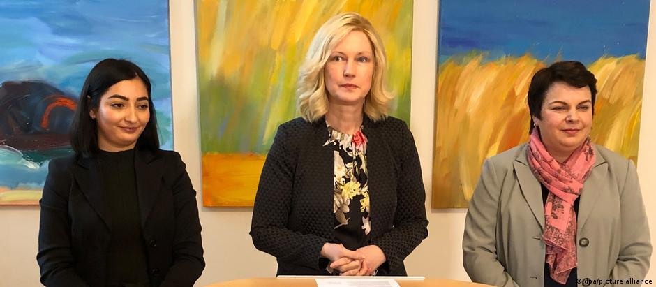 Schwerin Integrationsbeauftragte Reem Alabali-Radovan