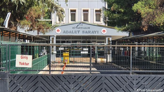 Diyarbakır Adliyesi