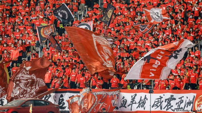 China | Fußball | Super League