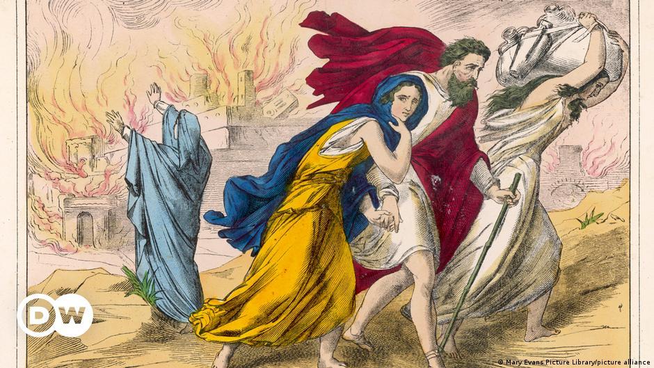 Eine Meteoriten-Explosion soll das biblische Sodom zerstört haben