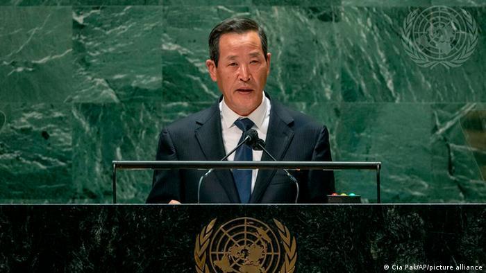 کیم سونگ، نماینده کره شمالی در سازمان ملل