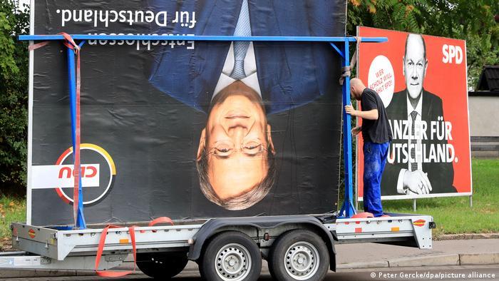 En Alemania, ya comienza a retirarse la propaganda electoral, y comienzan las negociaciones de coalición.