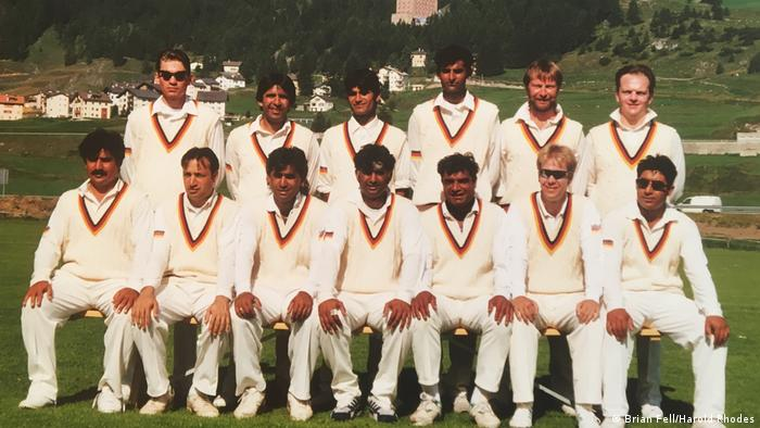 Germany's 1997 cricket team