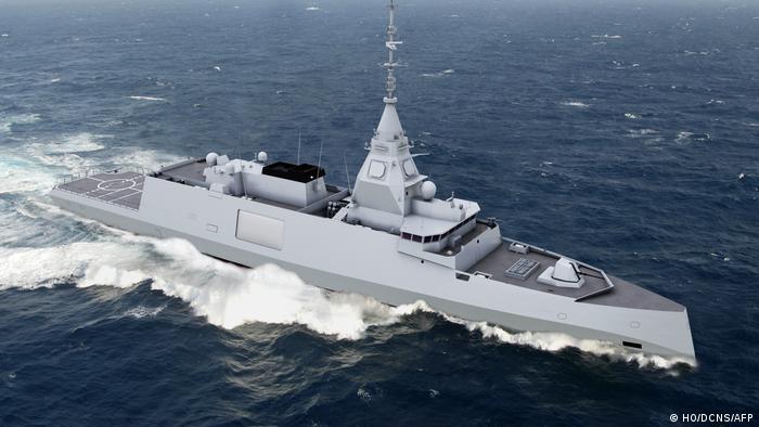Griechenland kauft drei Fregatten vom Typ Belharra