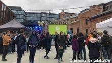 Kampagne Deutsch lernen in Polen, organisiert vom Goethe Institut in Warschau Warschau, 20.09.2021