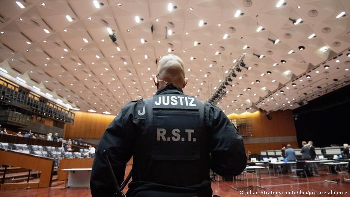 Landgericht Braunschweig Stadthalle Prozess Volkswagen