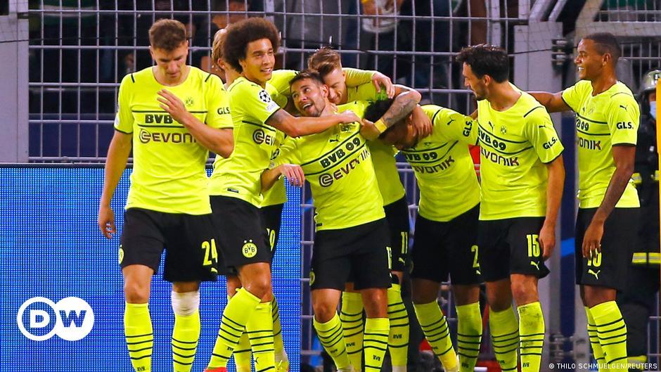 Champions League: Borussia Dortmund schlägt Lissabon