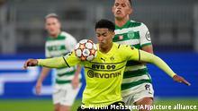 Dortmund, Deutschland   Champions League   Borussia Dortmund v Sporting CP Lisbon