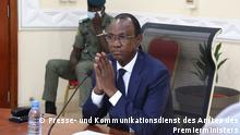 Premierminister Choguel Kokalla Maïga. Copyright: Presse- und Kommunikationsdienst des Amtes des Premierministers.