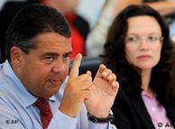 Το ηγετικό δίδυμο του SPD θα έχει δύσκολη αποστολή αύριο