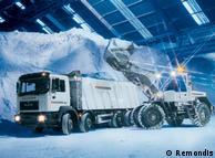 En Alemania se está apostando a que el futuro le pertenecerá a las materias primas secundarias.