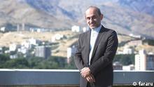 Peyman Jebeli ist der neue Präsident des staatlichen Fernsehens im Iran. quelle: fararu