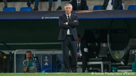 Champions League 2021 Real Madrid vs Sheriff Tiraspol