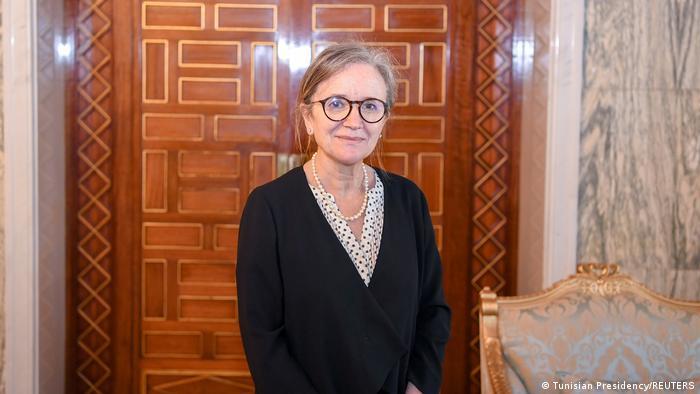 Tunesien Tunis neue Premierministerin Nejla Bouden Romdhane