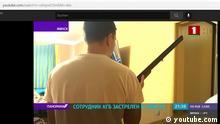 29.09.2021 *** Am Dienstag, 28. September 2021, brachen Sicherheitskräfte in Minsk in die Wohnung eines Mitarbeiters von Epam Systems Andrei Zeltser ein, der mutmaßlich der Beteiligung an terroristischen Aktivitäten verdächtigt wurde. Es kam zu einer Schießerei, bei der Andrei und einer der Sicherheitsbeamten, ein KGB-Offizier, tödlich verwundet waren. Quelle: https://www.youtube.com/watch?v=vzhiyreCOmE&t=44s