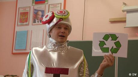 Global 3000 Russland Abfallwirtschaft